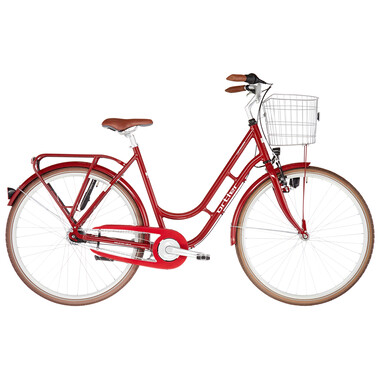 Vélo Hollandais ORTLER COPENHAGEN 7V WAVE Rouge 2021